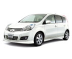 Nissan note 05 original